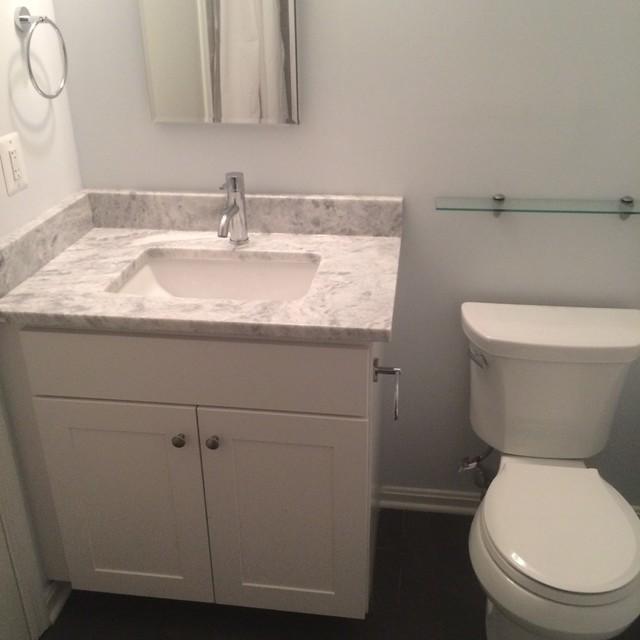 Rockville, MD modern-bathroom
