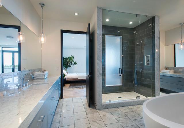 Rockwell on Sunset contemporary-bathroom