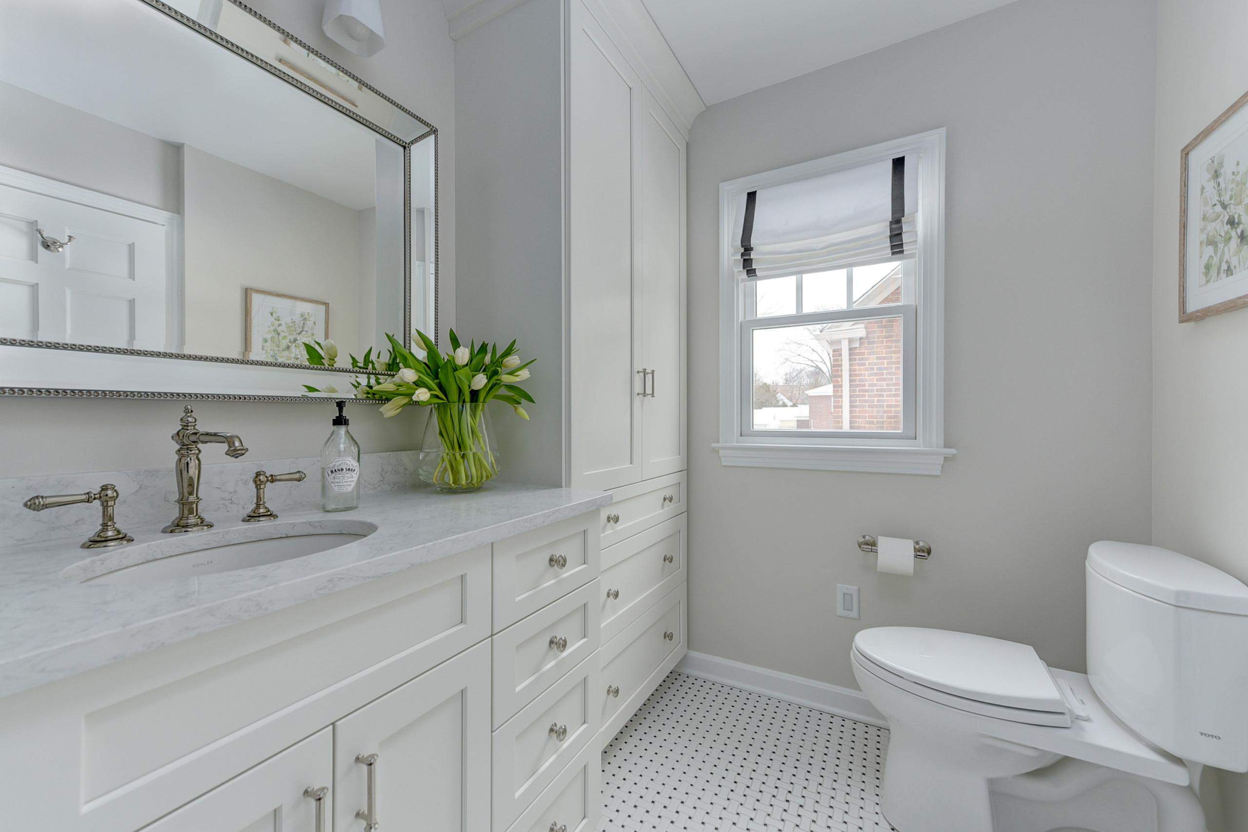 Rocky River Bathroom Renovation