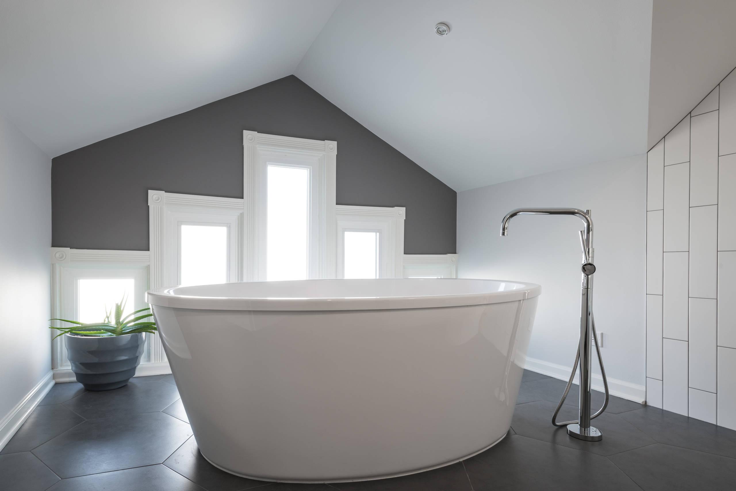 Rogers Park Master Bath