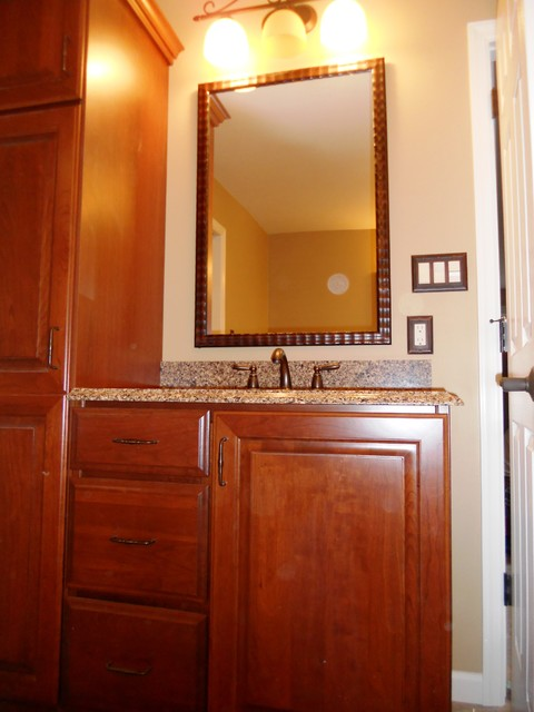 Romantic master suite under 100 traditional for Romantic master bathroom