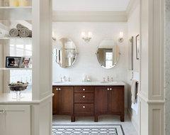 Room to Grow traditional-bathroom