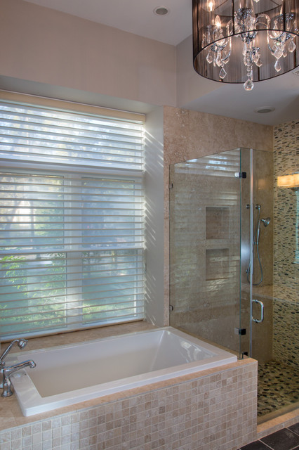 Rosedale . New Construction craftsman-bathroom