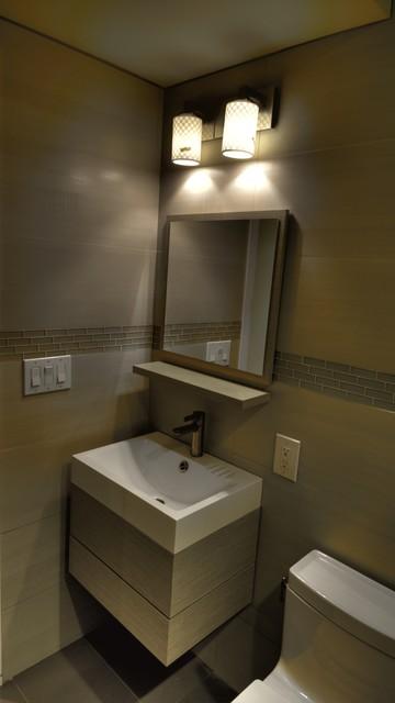 Rosewood contemporary-bathroom