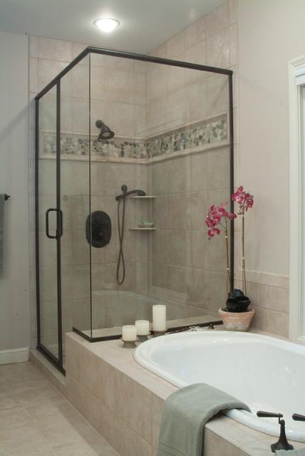 Rosewood Lane, MI traditional-bathroom