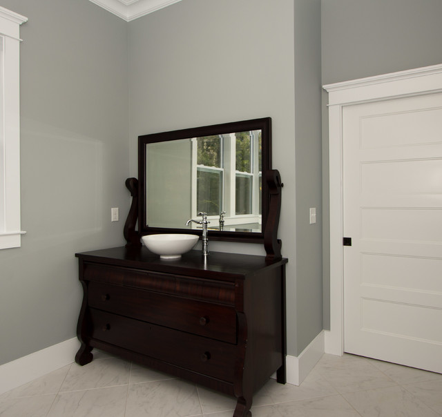 Ross traditional bathroom wilmington by amy for Bathroom decor ross
