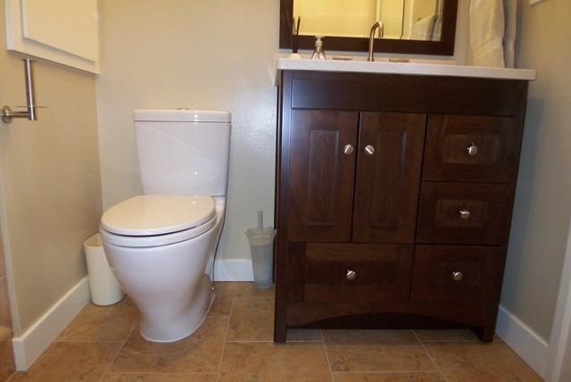ross bathroom remodel