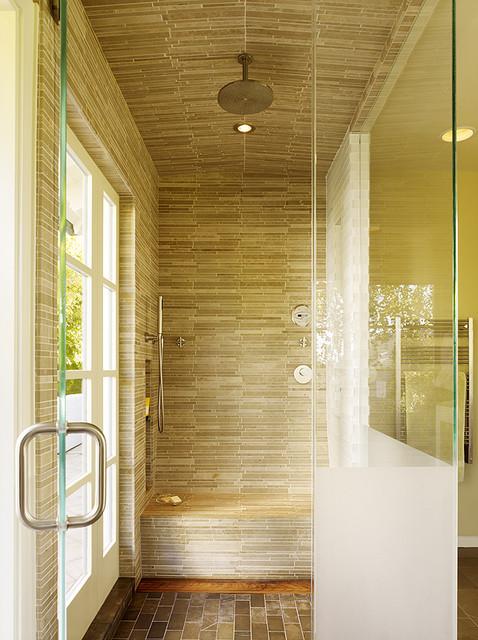 Ross Circle Resdience modern-bathroom