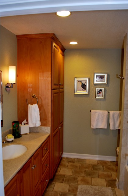 Rossmoor Bath Remodel traditional-bathroom