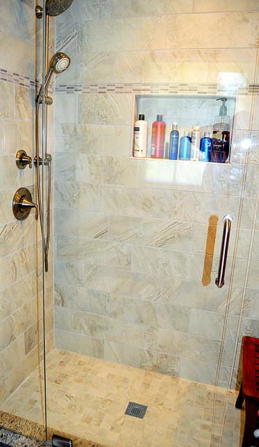 Roswell Ga Master Bathroom Remodel Contemporary Bathroom Atlanta By Johnny Rhino