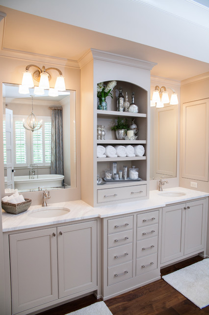 Roswell Home Farmhouse Bathroom Atlanta By