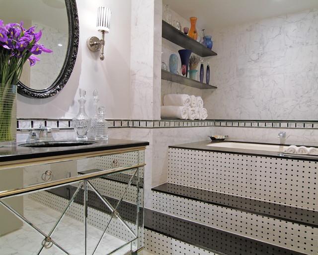 Roth condo for Bathroom interior design houston
