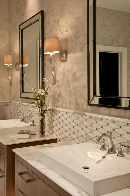 Row - Naples, FL traditional-bathroom