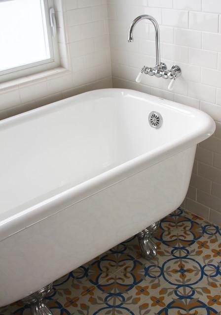 Rowena Bathroom #1 traditional-bathroom