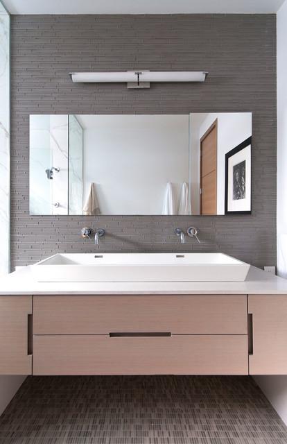 Rox Residence modern-bathroom
