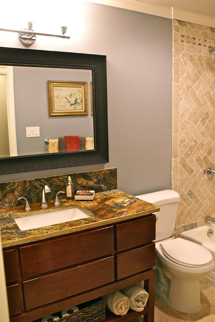 Royal Palms traditional bathroom