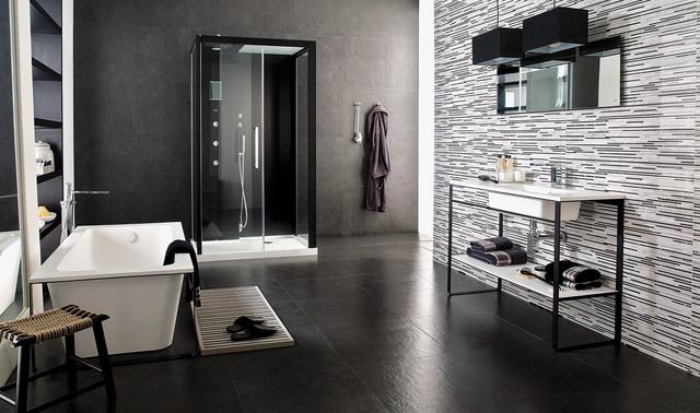 Royal stone tile showroom contemporary bathroom for Bathroom showrooms los angeles