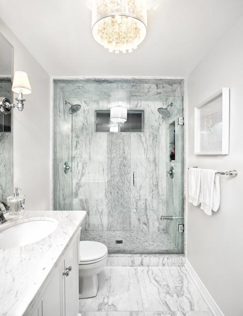 Royal york residence classique chic salle de bain - Salle de bain classique chic ...