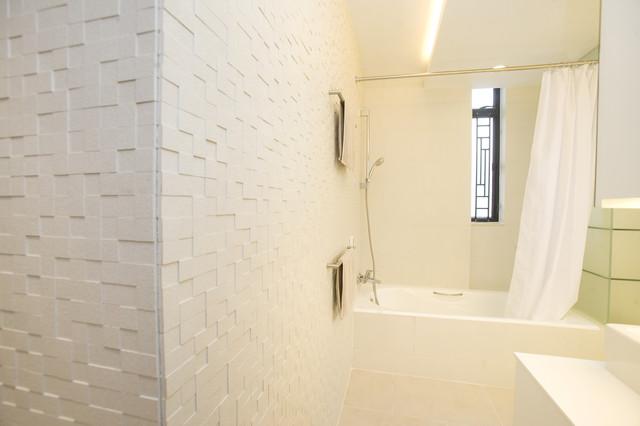 Royalton - A Perfect Blend of Classic and Contemporary Design contemporary-bathroom