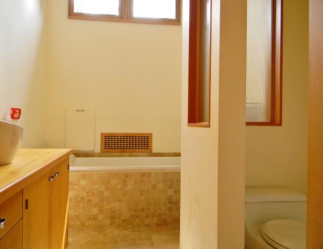 enchanting rural mid century modern midcentury bedroom seattle   Rural Mid-Century Modern - Midcentury - Bathroom - Seattle ...