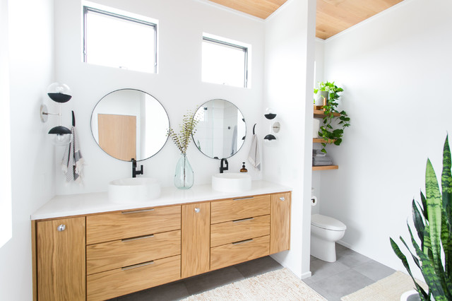 The Right Height For Your Bathroom Sinks Mirrorore