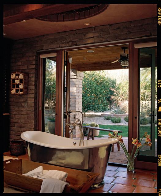 Carson Poetzl, Inc. rustic-bathroom