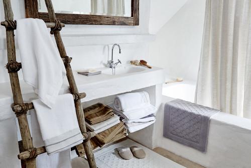 10 coole Alternativen zum Handtuchhaken im Bad