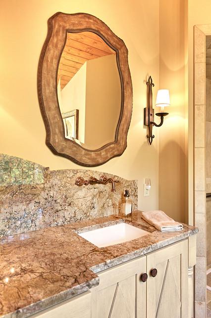 Rustic Charmer contemporary-bathroom