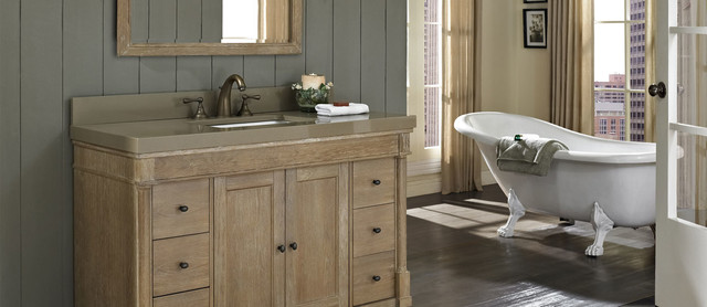 Amazing Rustic Chic By Fairmont Designs Rustic Bathroom