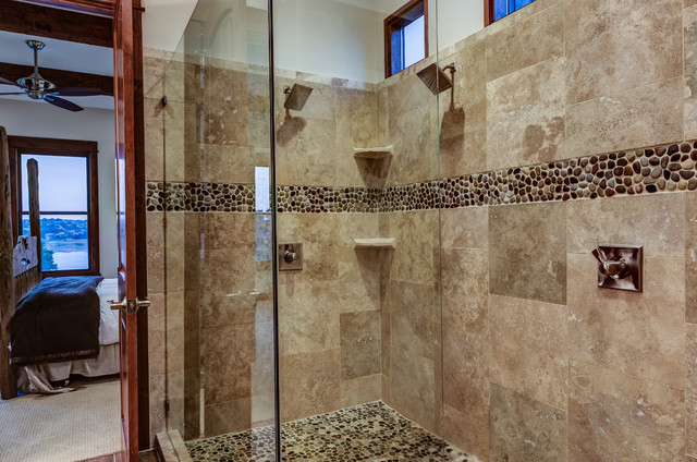 Rustic Contemporary Rustic Bathroom Other Metro By Legacy Dcs