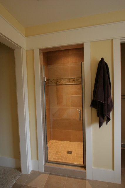 Rustic Craftsman craftsman-bathroom
