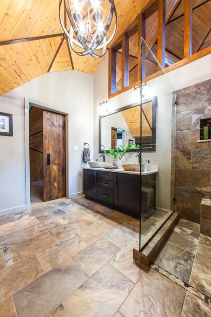 Bathroom d k residence r stico cuarto de ba o - Cuarto bano rustico ...