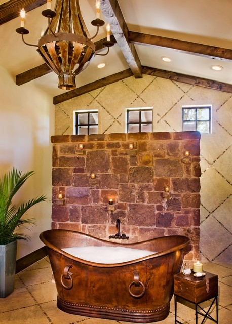 RAYNER PLACE eclectic-bathroom