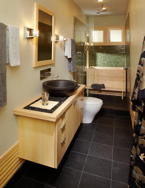 Ryokan japanese guest house interior asian bathroom - Ryokan tokyo with private bathroom ...
