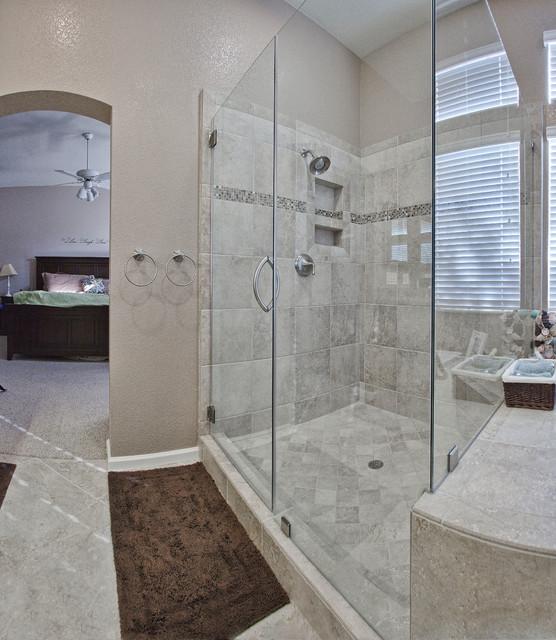 Sacramento Bathroom Remodel Contemporary Bathroom