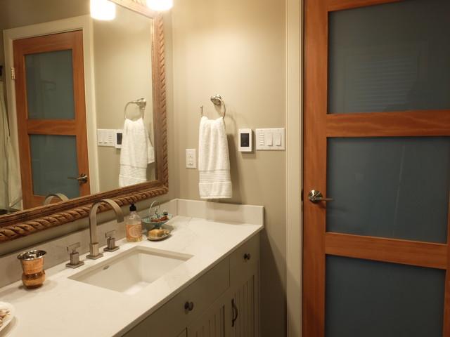Sagan residence (bohemian rhapsody) transitional-bathroom