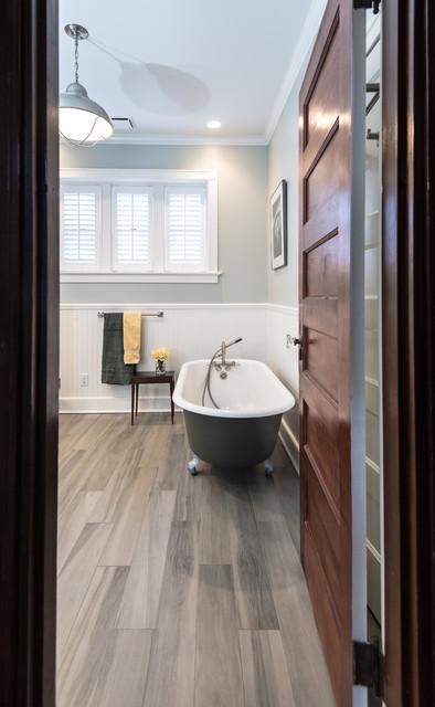 Sail Away Luxury Bathroom Beach Style Bathroom St Louis By NEXT Proje