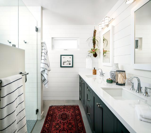 Sail Bay - California - Beach Style - Bathroom - San ...