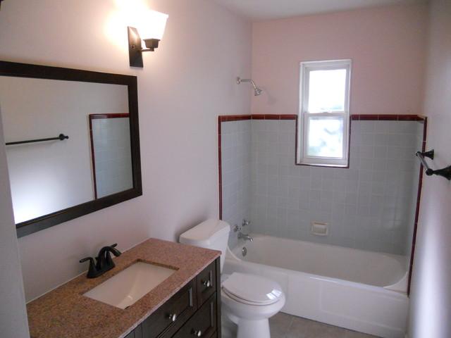 Salem Remodel traditional-bathroom