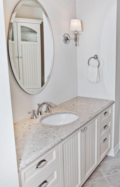 Salle de bains en laque - Peinture laque salle de bain ...