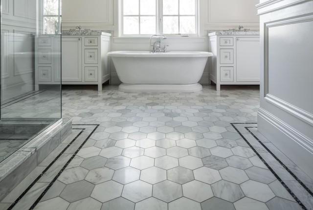 Overview of Bathroom Tile Flooring