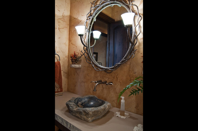 Seven Spring - Interior traditional bathroom