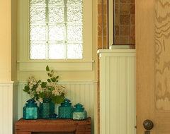 Salvage Secrets contemporary-bathroom