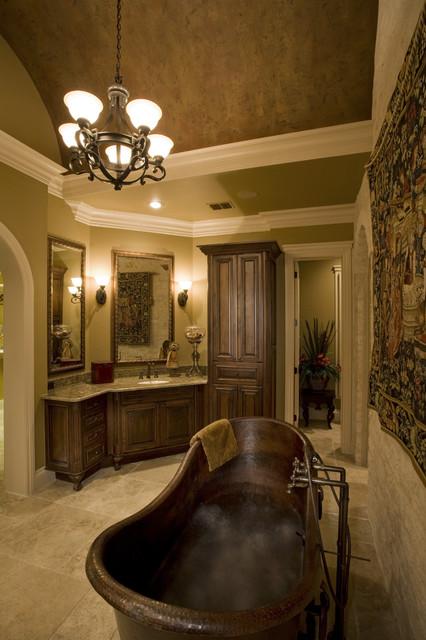 Sam Allen Custom Home Design traditional-bathroom