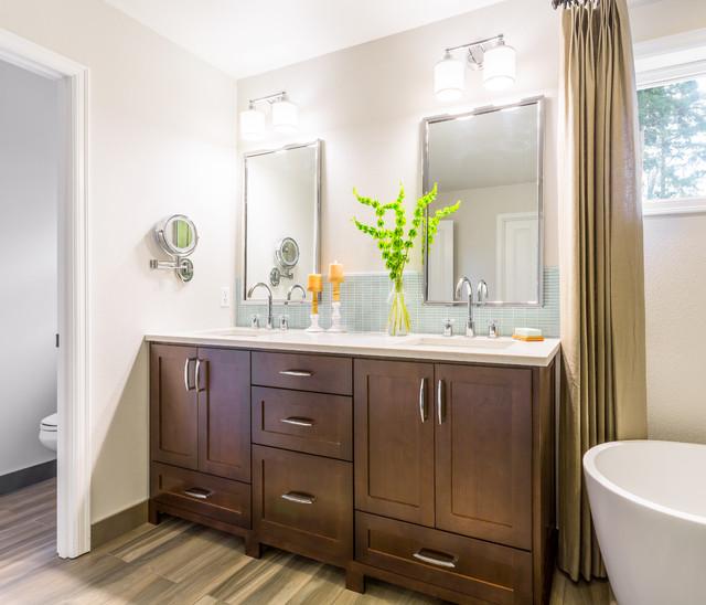 Sammamish Master Bathroom
