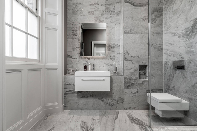Sample Gallery Contemporary Bathroom Other By