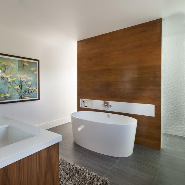 San Antonio Avenue Remodel and Addition - Modern - Bathroom - san ...