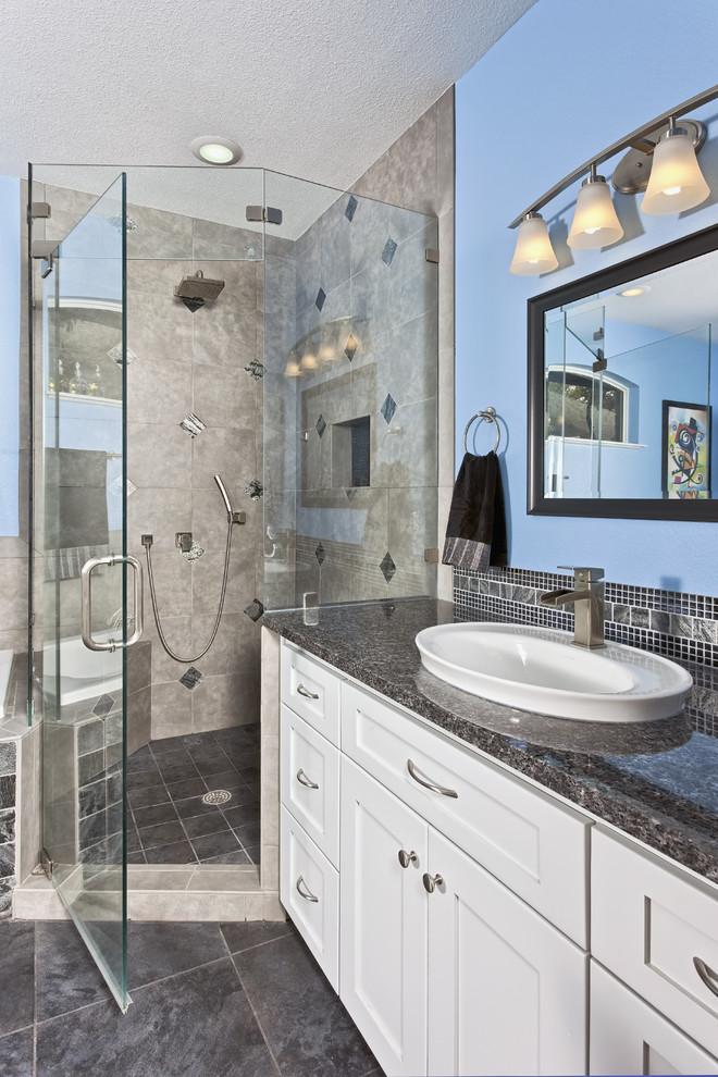 San Antonio Bathroom Remodel - Contemporary - Bathroom ...