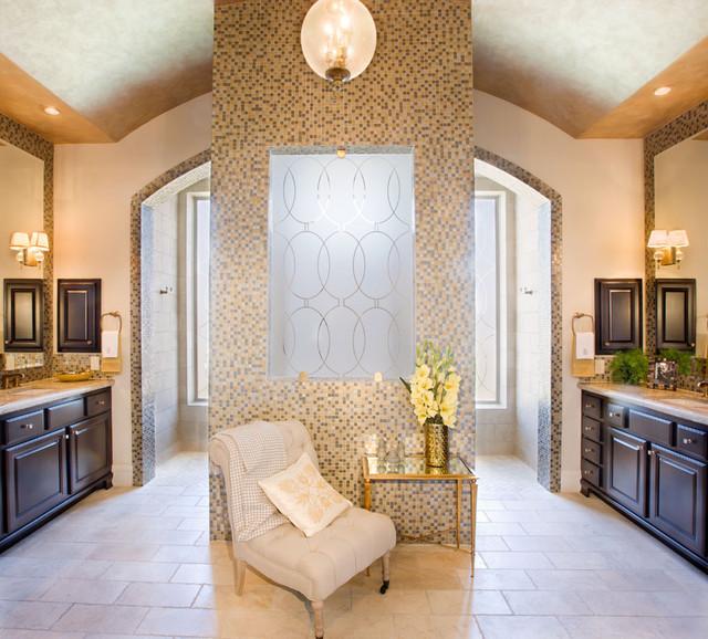 San Antonio Parade Home-Finishing Touches Interior Design traditional ...