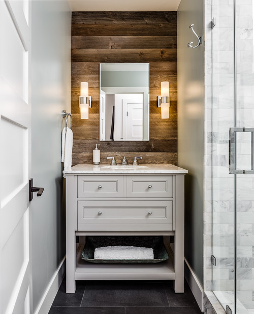 Designer Tips And Tricks For Decorating A Small Bathroom